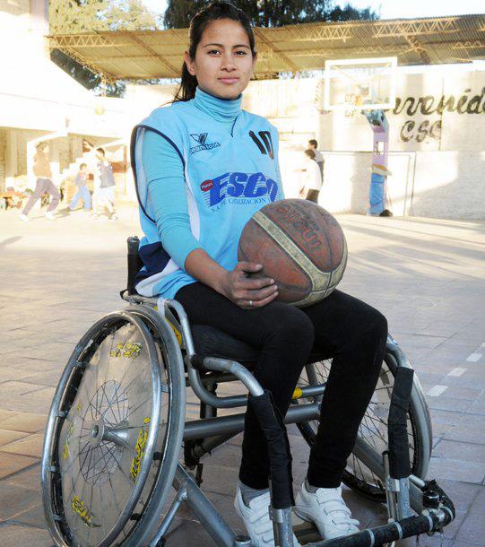 Basquetbol en silla de ruedas derrotando el destino - Deportes en silla de ruedas ...