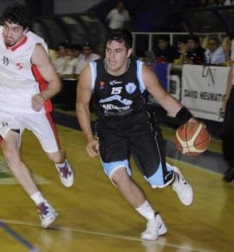 EL MÁS VALIOSO. Juan Ángel López (Nicolás Avellaneda) no para de brillar Foto: Diario Panorama