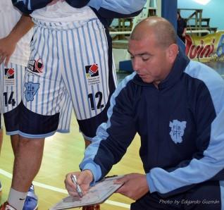 COACH. Mario Vildoza