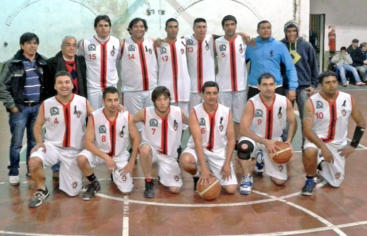 SEGUNDO TÍTULO. La Unión Basket sumó otro logro en la Asociación Sureña.