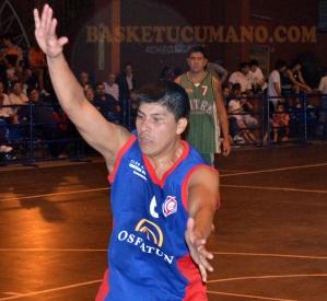 CUMPLIDOR. Julio Barrionuevo es el jugador de mayor regularidad en CC