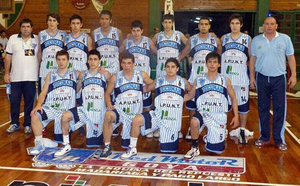 selección tucumana de categoría U19