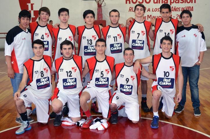PASA DE RONDA. El U19 de Independiente también pasó de ronda en el Campeonato de Clubes de la categoría