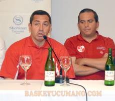 FOTO. José García y Marcelo Carrasco