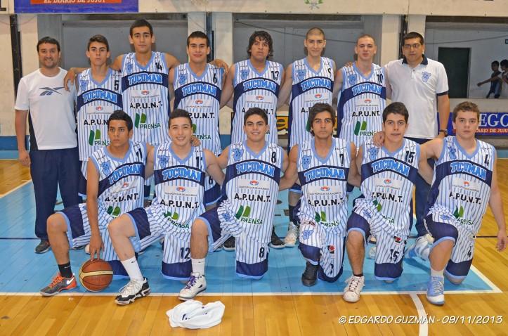 Seleccionado de Tucumán, de categoría U17