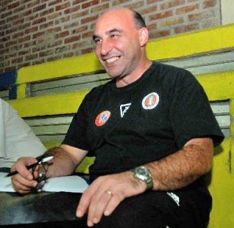 INSTRUCTOR FIBA. Licenciado Alejandro Amiconi
