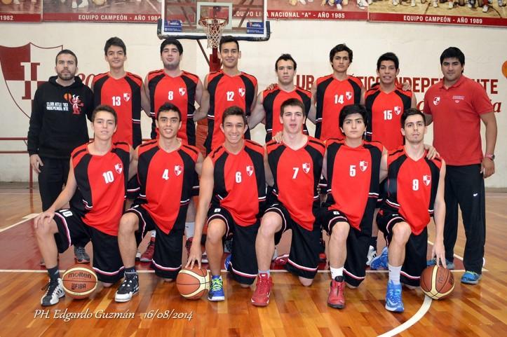 U19 del Club Atlético Independiente de Tucumán