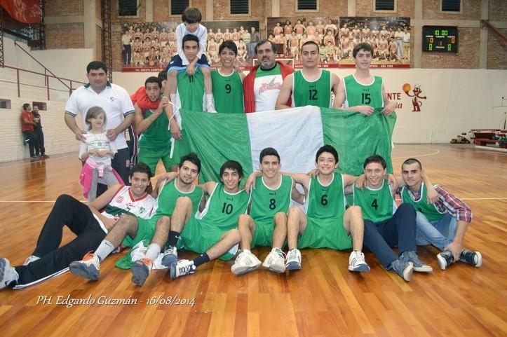En la última jornada Nicolás Avellaneda venció a Sargento Cabral 104-74. Parciales: 24-13,  29-17(53-30); 24-24(77-54) y 27-20.