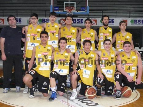 Foto del U19 de Talleres. Foto gentileza Prensa del Club Olímpico