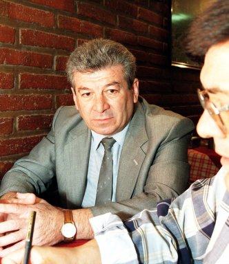 DIRIGENTE DE RAZA. El torneo de Avellaneda se jugará en memoria de Mario Siria. FOTO ARCHIVO LA GACETA