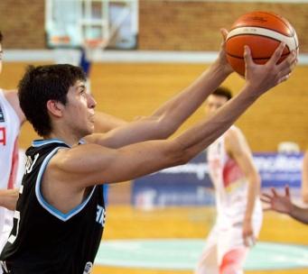 """CAMPEÓN CON EL """"LEÓN"""". En 2014, el mundialista Ivámn Gramajo lideró a Talleres al título de campeón provincial U19. FOTO DE ARCHIVO"""