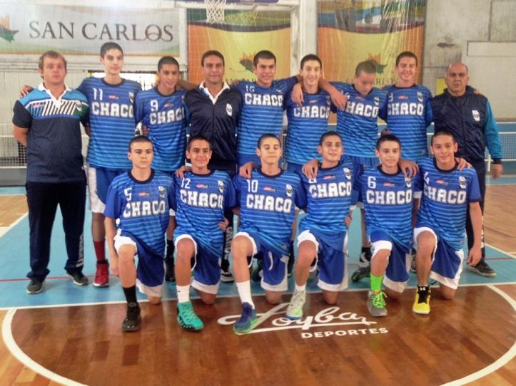 chaco-argentino-U14-2016