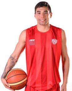 REFUERZO DE CALIDAD. Huracán BB ganó sus dos partidos y desde anoche cuenta con Leandro Vildoza. FOTO TOMADA DE PRENSA C. A. UNIÓN (SANTA FE)
